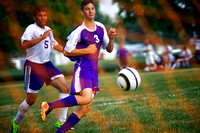 Mascoutah vs Lebanon (Men's Soccer 08/2013)