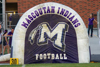 Mascoutah vs Breese Central - Varsity Football (08/2013)
