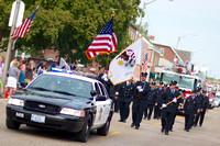 Mascoutah Homecoming Parade - 2012