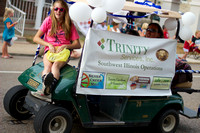 Trinity Services / Mascoutah Homecoming Parade 2012