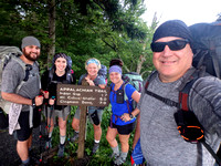 Hiking the Appalachian Trail - 2017