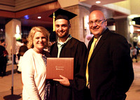 Tyler Cannon - Lindenwood Graduation 05/2015